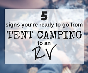 5 Signs You're Ready for an RV