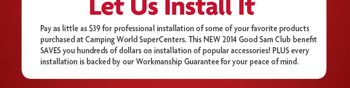 We'll Beat any competitor's price on installed Product or it's FREE!