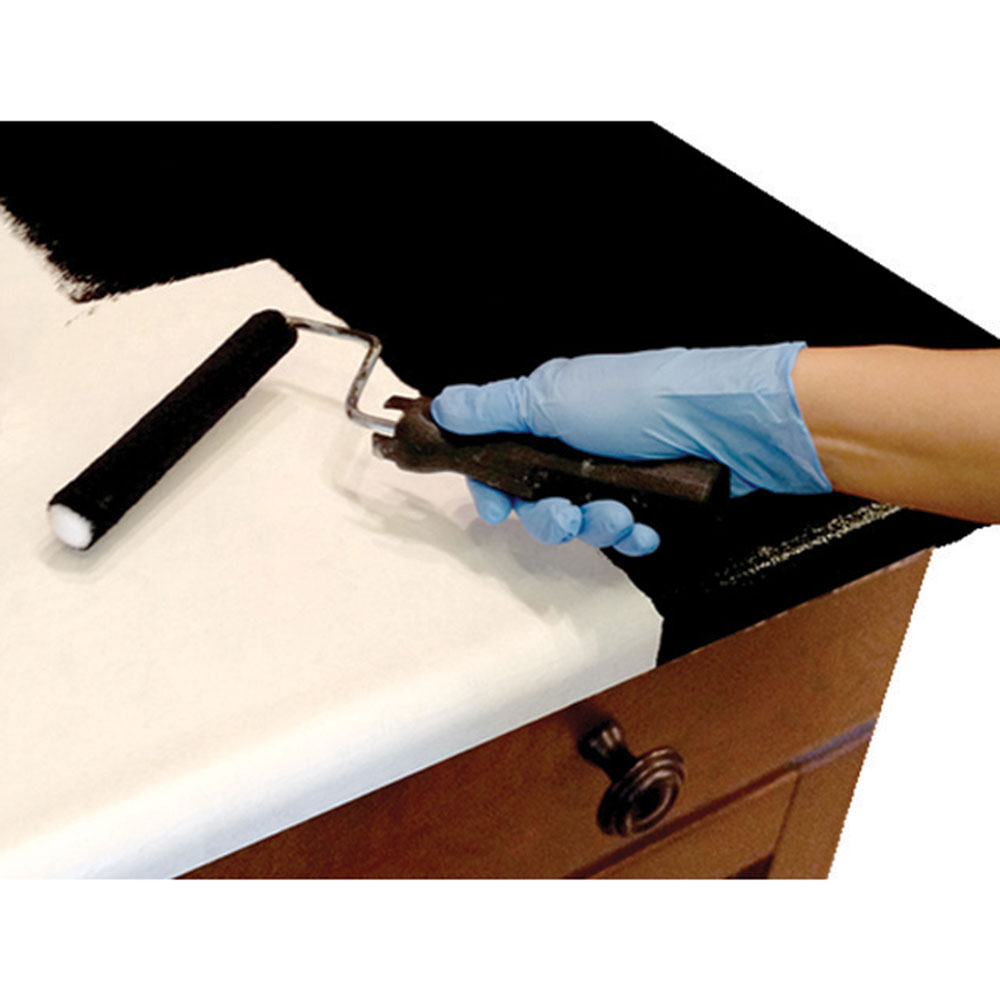 Easy Kitchen Counter Makeover Part - 43: 2. Sponge On Minerals