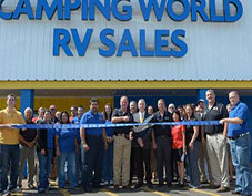 Camping World of Lubbock Now Open